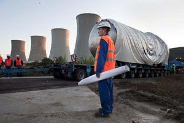 Na mieste vyradených  zdrojov v Jaslovských Bohuniciach má vyrásť nová atómka.