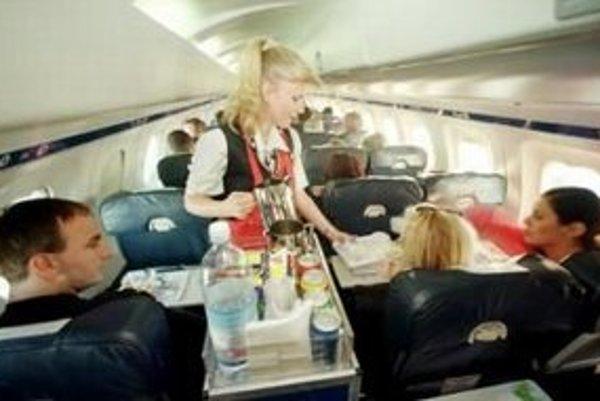 Do zahraničia chceme ísť robiť najmä na výletné lode, animátorov či letušky.