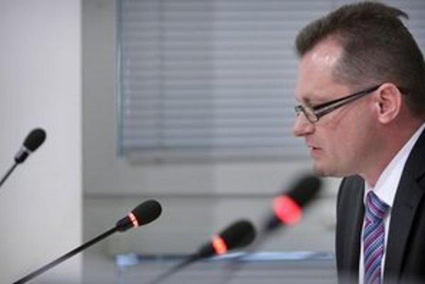 Bývalý šéf Tiposu Ronec.