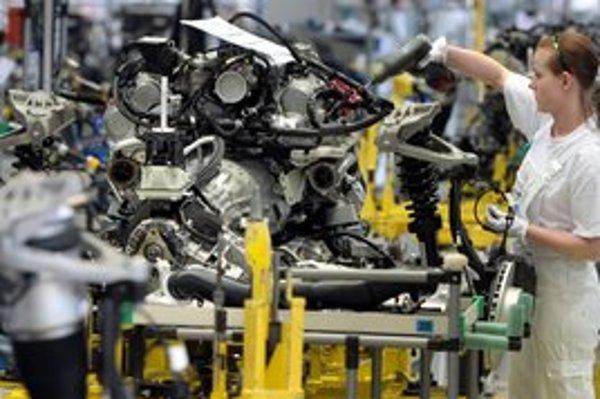 Ekonomike pomáha najmä automobilový a strojárensky priemysel.