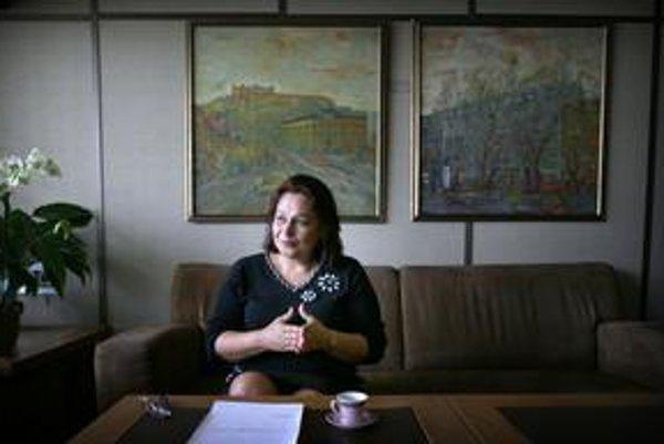 Miloslava Zemková prežila prvú vládu Smeru ako riaditeľka Slovenského rozhlasu. Môže sa jej to podariť aj za druhej vlády ako šéfke RTVS.