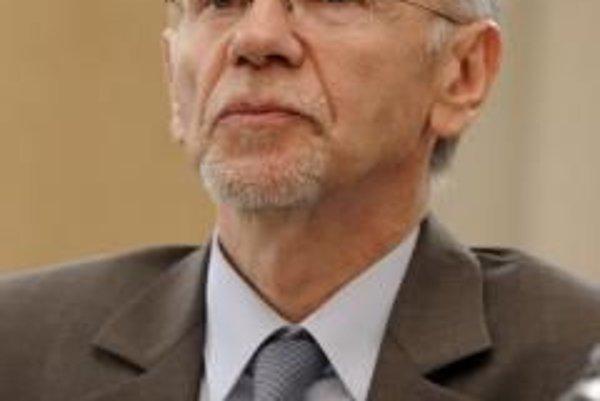 Predseda predstavenstva SPP Jean-Jacques Ciazynski.