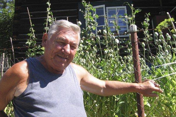 Akademický maliar Jozef Horečný prišiel do Matysovej v okrese Stará Ľubovňa začiatkom 70. rokov.
