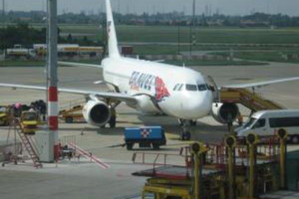 Na lietadlá Travel Service sa čaká dlhšie.