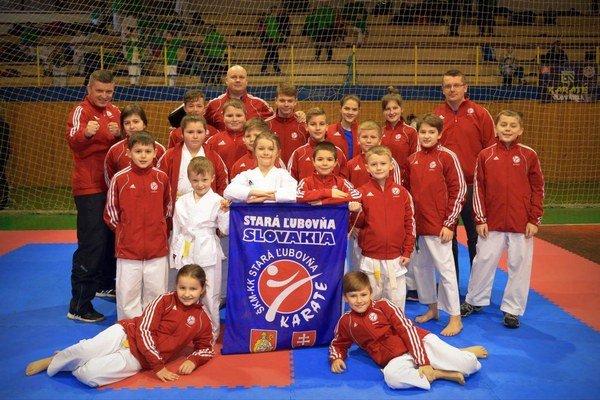 ŠKM Stará Ľubovňa. Mladé talenty bojovali 25 medailí.