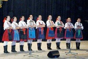 Dievčatá zo Šarišského Jastrabia presvedčili aj porotcov.