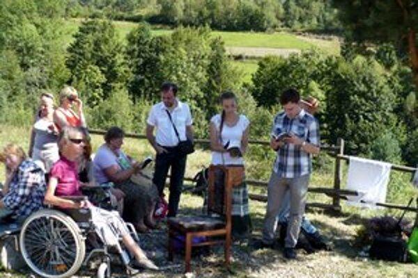 Literáti. Staroľubovňania dostali ocenenia v rámci stretnutia básnikov.