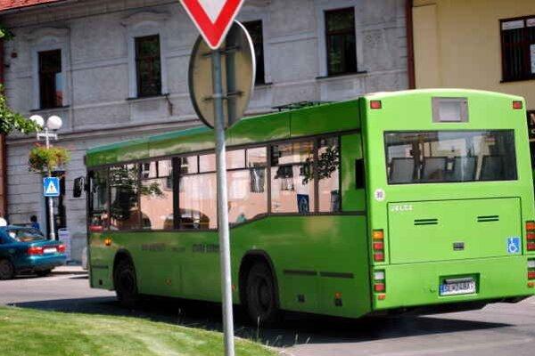 Zmena. Od augusta už v meste nejazdia autobusy Bus Karpaty.