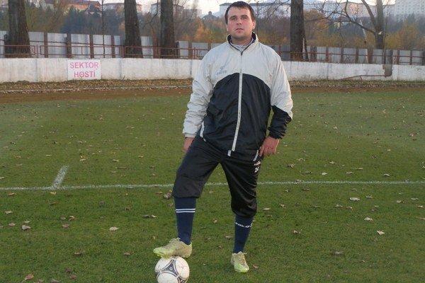 Michal Sikorjak. Staroľubovniansky navrátilec sa stal v tunajšom tíme oporou.