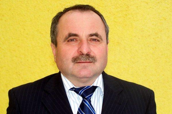 Jozef Kovalčík. V Staroľubovnianskom okrese je staronovým šéfom futbalu.