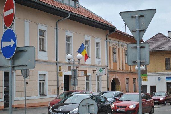 Honorárny konzulát Rumunska.