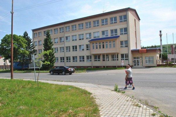 Stavebná firma Pienstav. Je v konkurze, o prácu prišli poslední zamestnanci.
