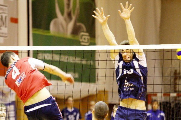 Extraligu museli zachraňovať v prelínacej súťaži. Volejbalisti VKM Stará Ľubovňa budú naďalej hrať najvyššiu súťaž.