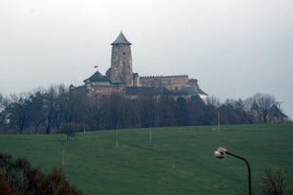 Staroľubovniansky hrad sa pýši svojou pompéznosťou.