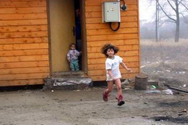 Aj v Starej Ľubovni je množstvo detí, ktoré nevedia, čo je to škôlka.