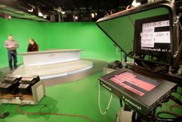 Slovenská televízia bude opäť vysielať na dvoch okruhoch.