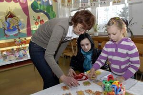 Deň zápisu do školy je udalosťou pre škôlkarov, aj pre rodičov.