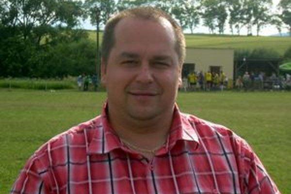 Rastislav Grich. Verí, že Plavnica sa v novej súťaži etabluje.
