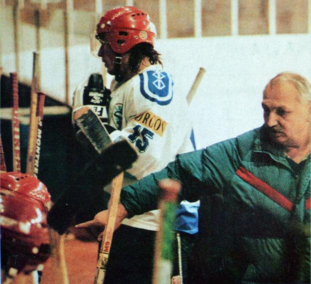 Tréner Jaroslav Jiřík (bývalý reprezentant ČSSR) pôsobil v Nitre spolu v štyroch sezónach.