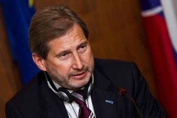 Eurokomisár pre regionálnu  politiku Johannes Hahn chce zjednodušiť fungovanie eurofondov. Treba sa však vyhnúť aj ich zneužívaniu.