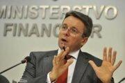 Bývalý minister financií Ivan Mikloš.