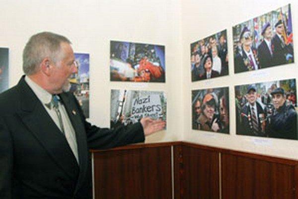 Pavol Stacho svoju fotografickú tvorbu predstavuje v Novákoch.