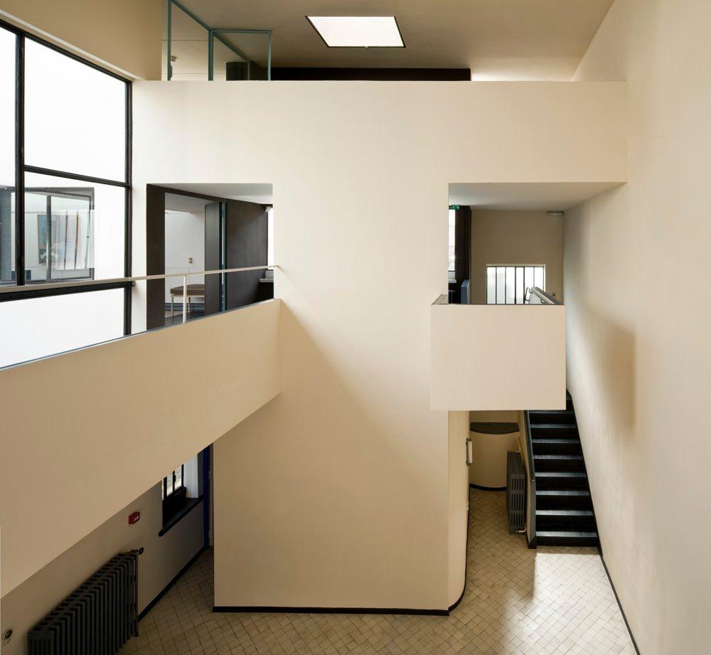 Interiér vily La Roche v Paríži