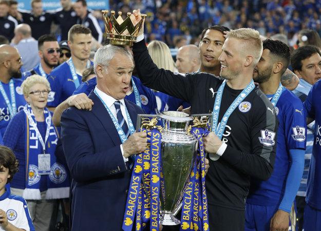 Claudio Ranieri doviedol v minulej sezóne Leicester City k senzačnému úspechu.