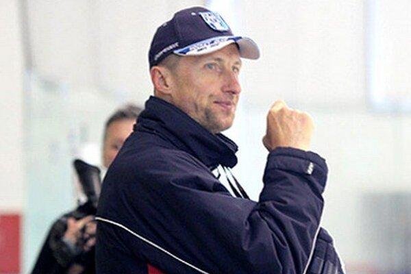 Tréner Antonín Stavjaňa si pochvaľuje príchod posíl.