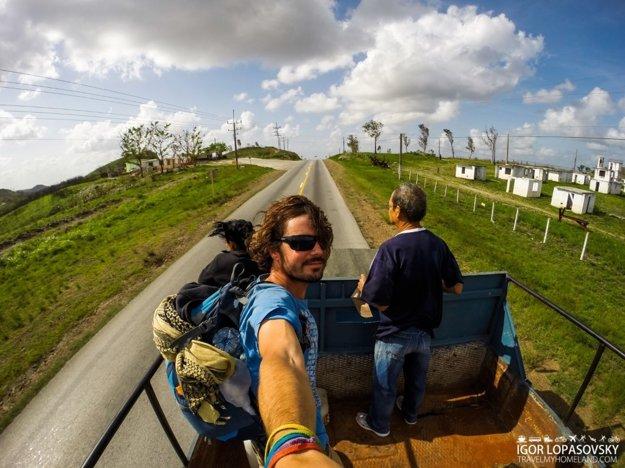 Igor Lopašovský precestoval Kubu len za pár eur denne.