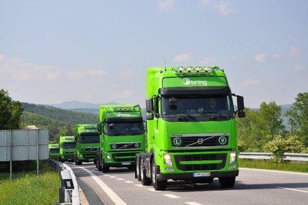 Ocenenie Firma roka 2015 získala žiarska spoločnosť Bring Trucking a.s.