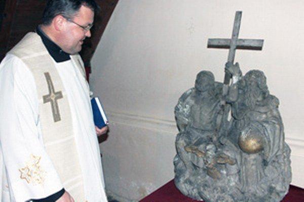 Originál súsošia je uložený v kostole v Malinovej.