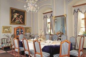 Zámocká jedáleň