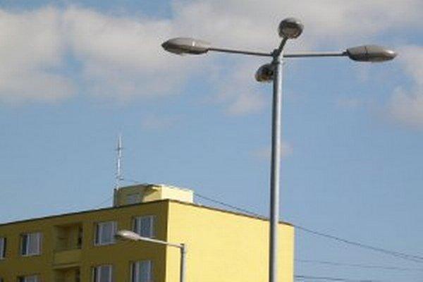 V Prievidzi prešlo osvetlenie veľkou modernizáciou.