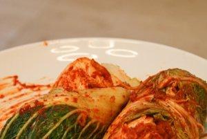 Kimči je základom juhokórejskej kuchyne.