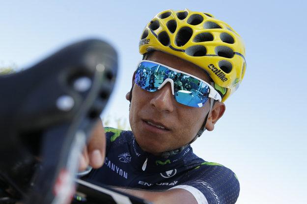 Najlepším tímom na svete je Movistar, ktorého lídrom je Nairo Quintana.
