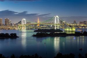 Ilustračné foto - Tokio.