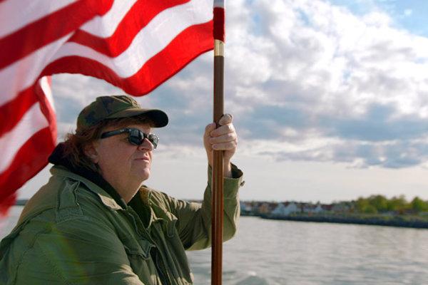 Michael Moore sa ocitol v TrumpLande.