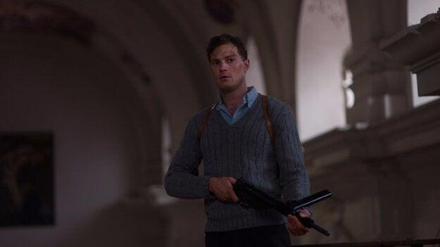 Úlohu Jana Kubiša s veľkou oddanosťou zahral Jamie Dornan.
