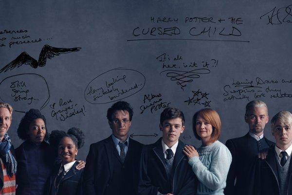 Nová kniha o Herryho Pottera je prepisom divadelnej hry.