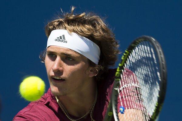 Alexander Zverev je veľkým tenisovým talentom.