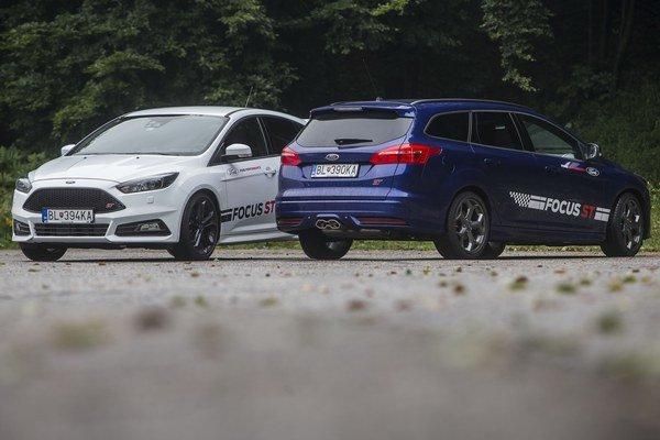 K ostrejšej verzii auta už tradične patrí benzínový agregát, Ford však ukázal, že aj naftová pohonná jednotka má v podobnom aute svoje opodstatnenie.