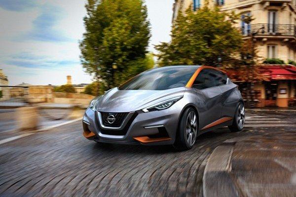 Nissan Sway koncept