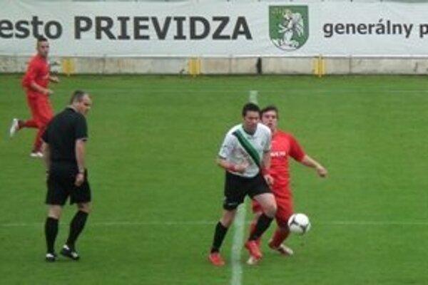 Futbalisti FC Baník Horná Nitra si postup zaistili už v predstihu.