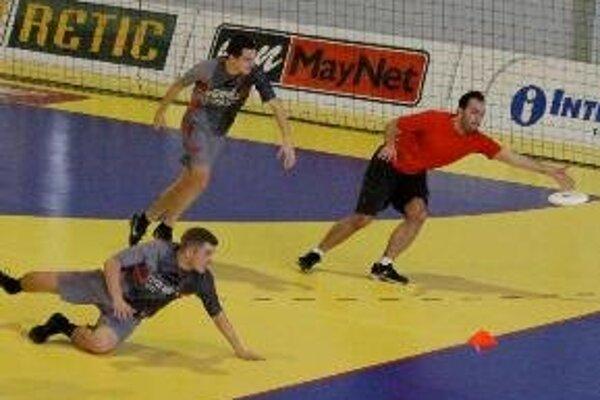Netradičný šport získava na popularite aj v Prievidzi.