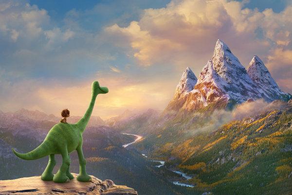 Dobrý dinosaurus zo štúdia Pixar už nie je ničím iným len pokusom orodinný film.