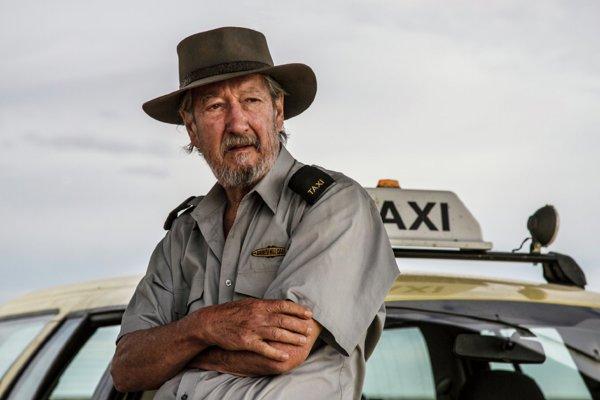 Posledné taxi do Darwinu.