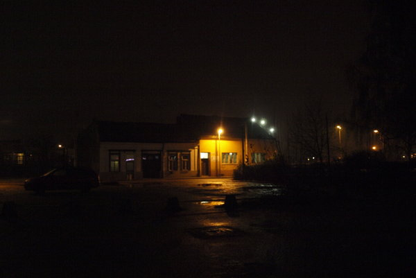 Nocľaháreň na Nešporovej ulici je otvorená od 19:00 do 7:00 od novembra do marca.