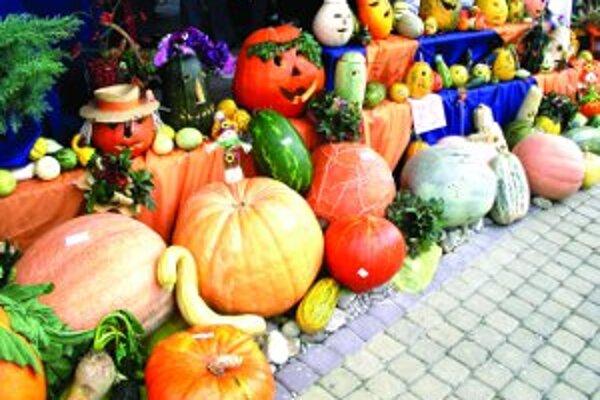 Zelenina, ovocie a kvety budú v Novákoch prezentované od 12. do 14. 10.
