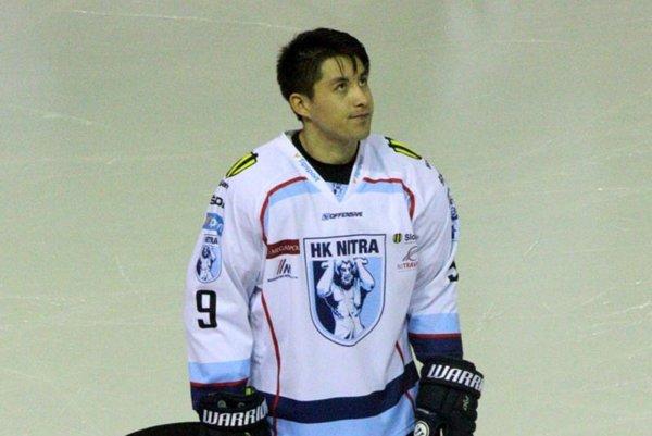 Kanaďan Judd Blackwater nazbieral v 11 zápasoch za Nitru 5 gólov a 6 asistencií.